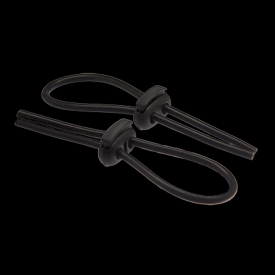 2mm Conductive Rubber Loops